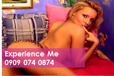 Experience Me 09090740874 Experienced Women Mobile Phone Sex Chat Line